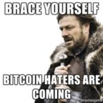 bitcoin haters