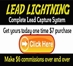 Lead Lightning Lead Capture System - Is It Useful To You?