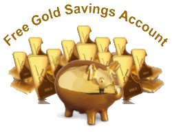 gold savings account - get gold in your life