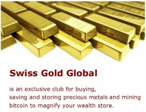 counter inflation swiss gold global and bitcoin new currency