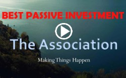 the association passive, increasing income