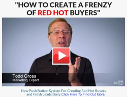 how to create a frenzy of red hot buyers