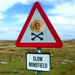 mining cryptocurrencies - avoiding the cryptocurrency minefield