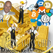 gold and silver and cryptocurrency integrated business